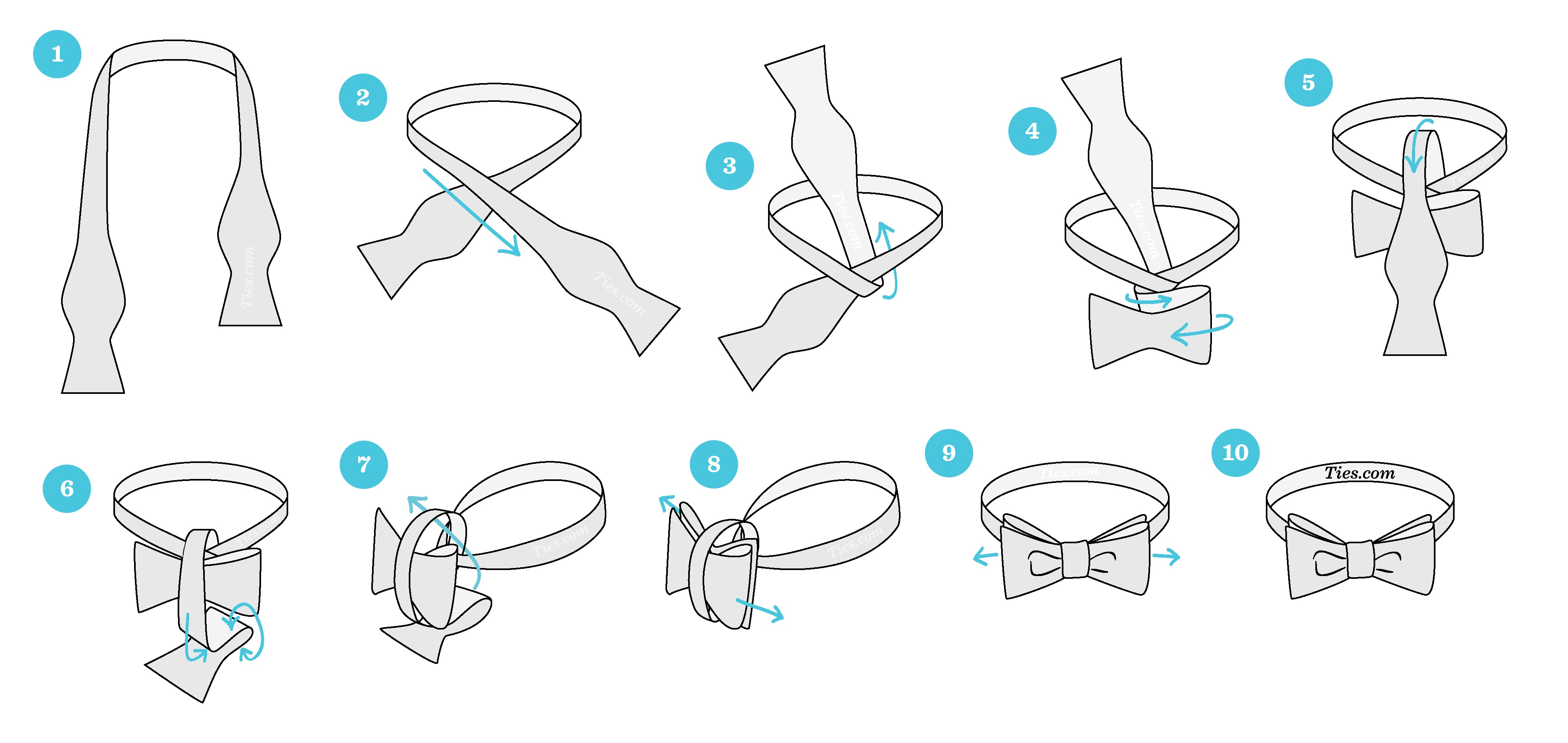 How-to-tie-a-bowtie