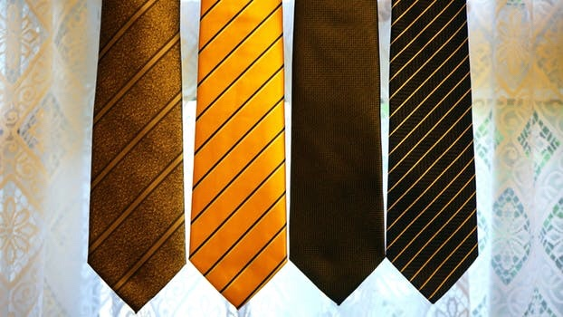 Collection-of-ties