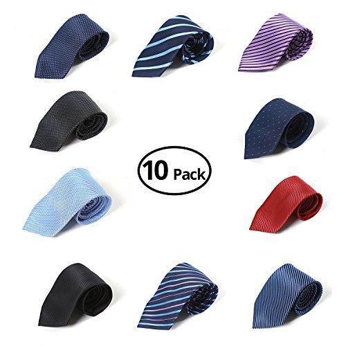 Variety-pack-of-ties