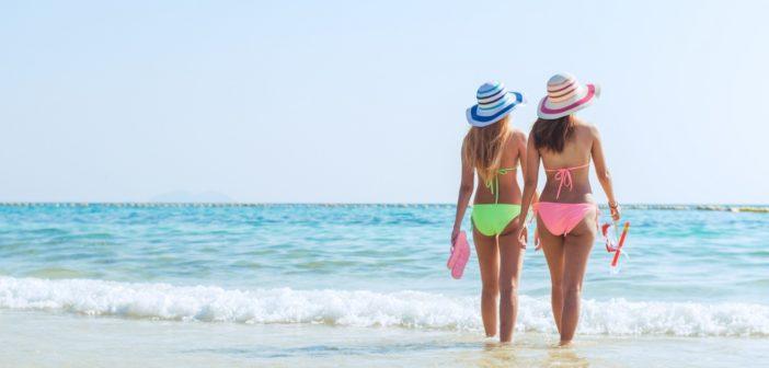 women-on-beach